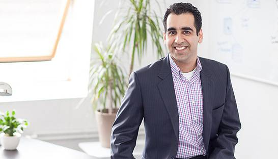Ammad Ahmad on how consulting skills helped him build Atheneum