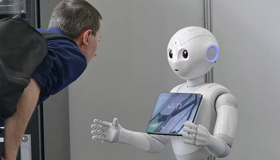 First Consulting on how to enable robot assistants for employees
