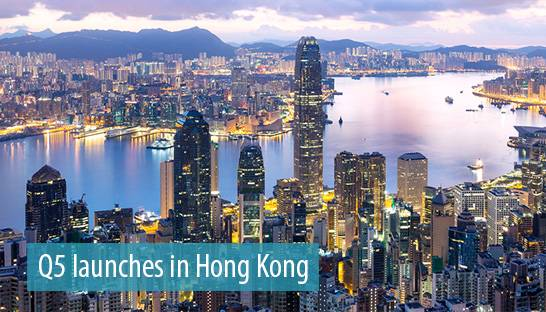 Organisational consulting firm Q5 opens office in Hong Kong