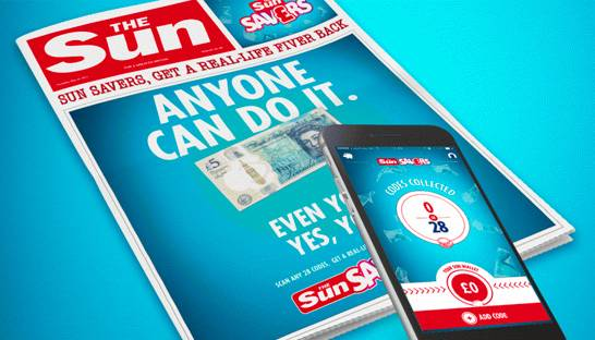 News UK appoints Red Badger for Sun Savers app