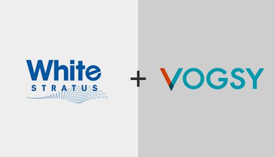 White Stratus partners with VOGSY to bring PSA solution to the UK