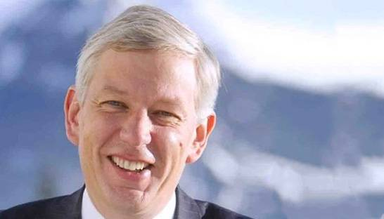 Dominic Barton appointed IIRC Chair for next strategic phase