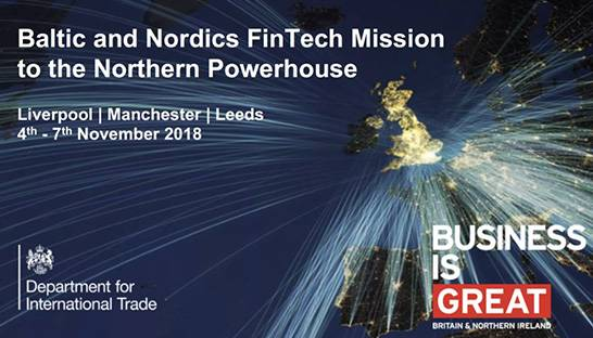 Whitecap to support DIT FinTech Missions to Northern Powerhouse