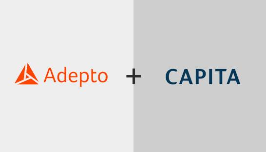 Capita enters partnership with Adepto, a London talent HRtech start-up