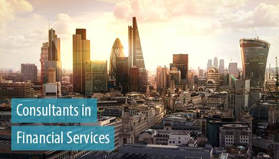Five reasons why the financial services sector hires consultants