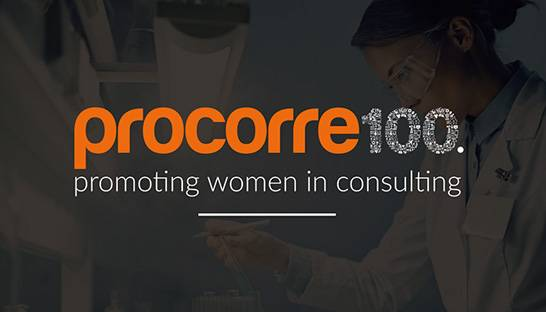 Consulting firm aims to recruit 100 women in 100 days