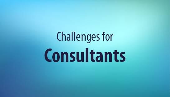Talent, profitability and project complexity main challenges for consultants