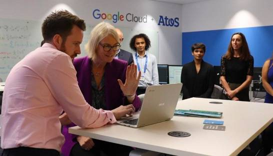 Atos teams up with Google to open AI lab in London