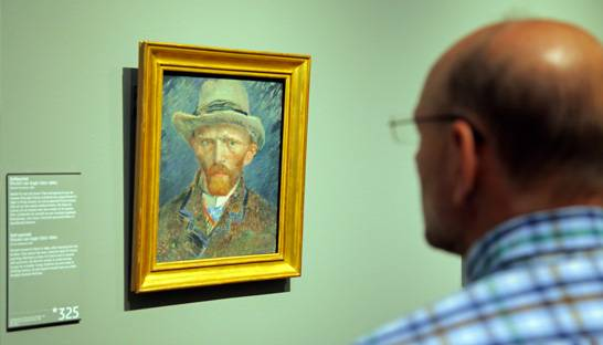 EY helps bring Van Gogh exhibition to London