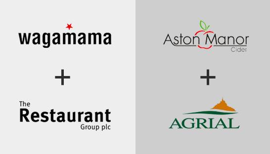 M&A team of OC&C advises on sale of Aston Manor and Wagamama