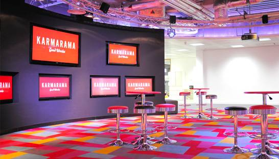 Accenture's Karmarama to expand with hire of 100 staff