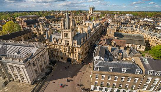 RSM launches new office in Cambridge, 35th in the UK