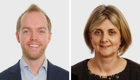 RSM UK appoints two new Directors in Scotland