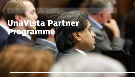 13 consulting firms join UnaVista's Partner Programme for consultants