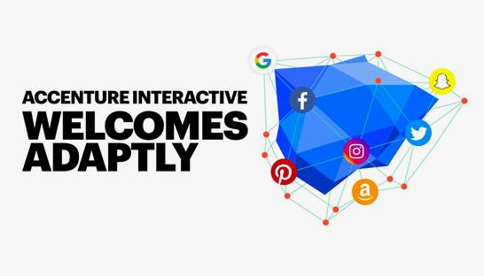 Adaptly's London team join Accenture UK as part of US deal