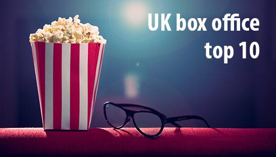 UK box office top 10 sees musicals challenge Hollywood blockbusters