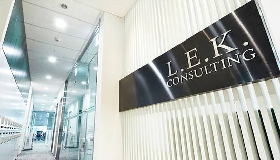 L.E.K. Consulting's London office promotes 5 Principals to Partner