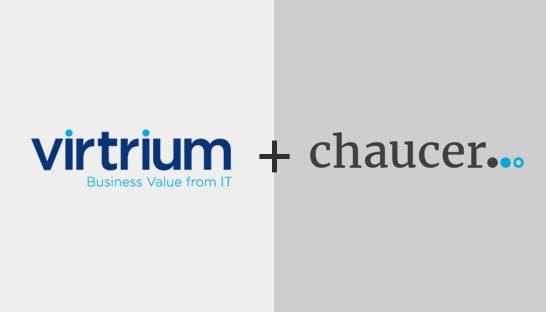 Virtrium Consulting joins Chaucer to create £35 million turnover firm
