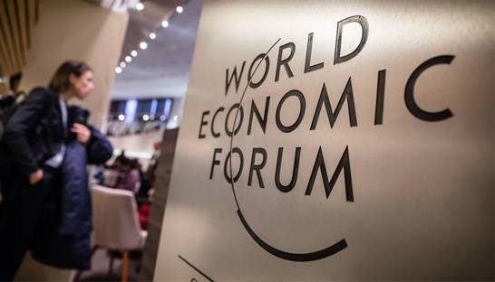 These top consulting firms are shaping WEF's Davos agenda