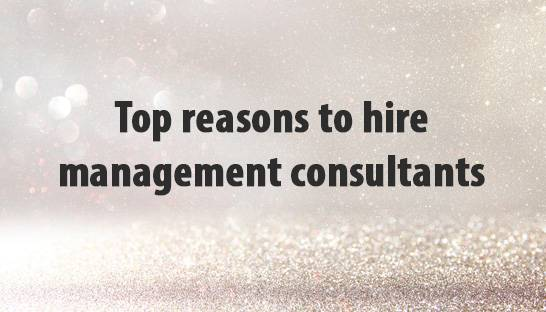 The top reasons why UK clients hire management consultants