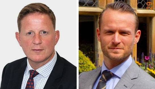 Steve Bedford and Tom Snow join Albany Beck in London