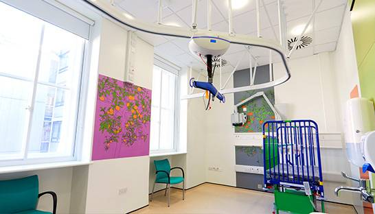 Healthcare consultancy Essentia supports Evelina Children's Hospital