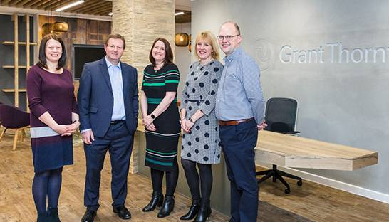 Grant Thornton completes move to Sheffield city centre office