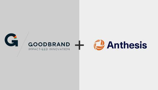 London-based consultancy GoodBrand joins Anthesis Group