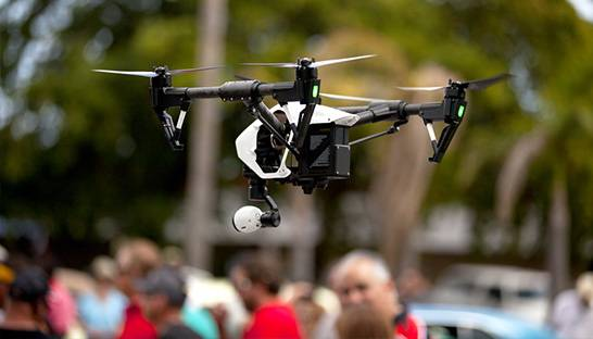 Despite opportunities of drones privacy concerns persist