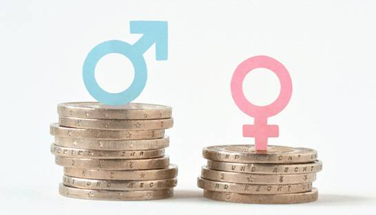 Financial services has worst gender pay gap of any UK industry