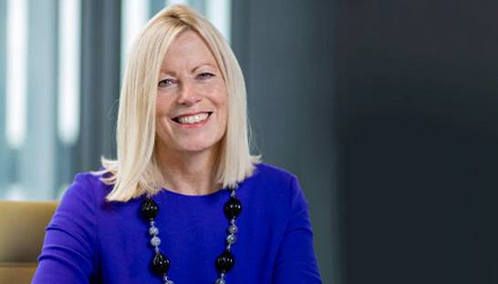 Sharon Thorne to become Global Chair of Deloitte