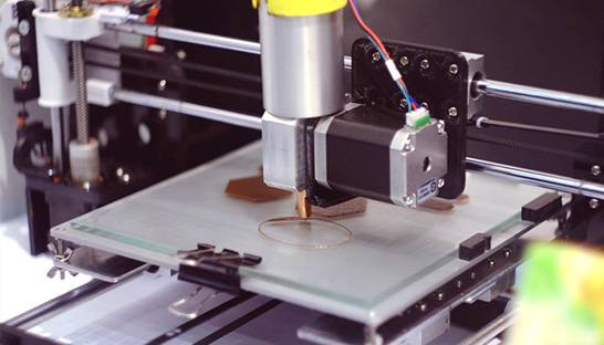 Maine Pointe: How 3D printing will impact the global supply chain