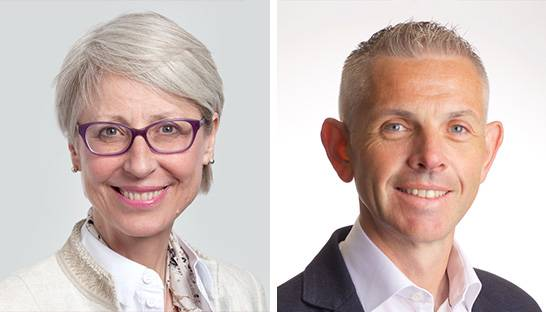 Kate Davies and Richard Goold appointed to Board of YLD
