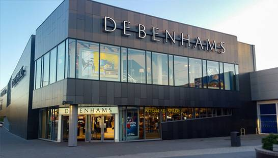 Debenhams administrator handed legal threat from Sports Direct