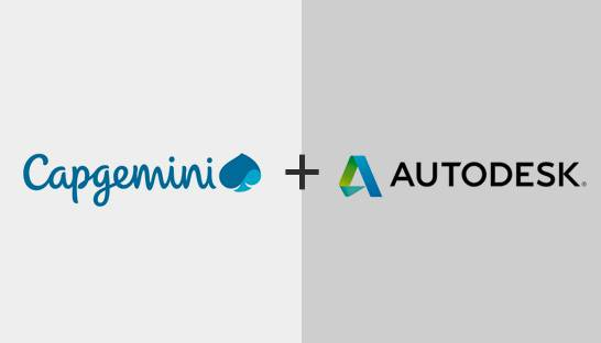 Capgemini partners with Autodesk for Reflect IoD
