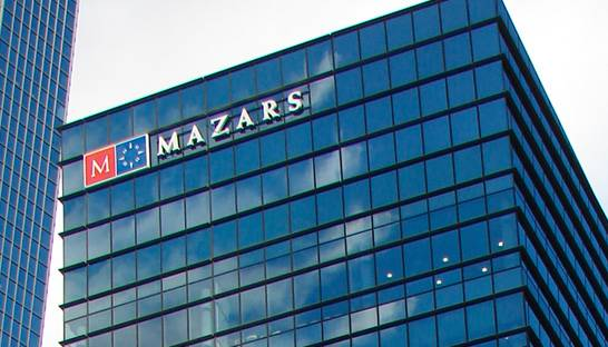 Mazars Ireland appoints five new Partners