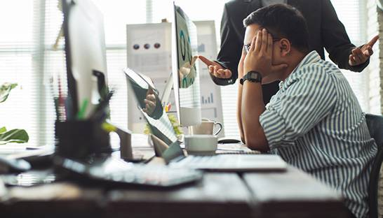 Divisive practice of hot desking heightens employee stress