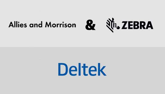 Allies and Morrison and Zebra select Deltek's projects-based solution
