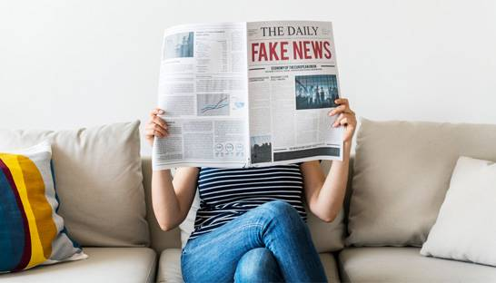 Lack of social media regulation blamed for rise of fake news
