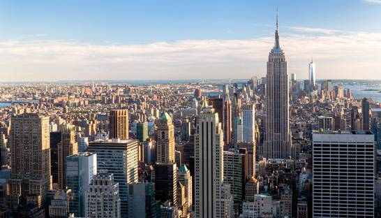 London forfeits title of 'global financial hub' to New York