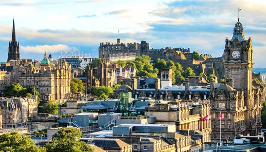 Edinburgh tops UK cities with most promising growth prospects