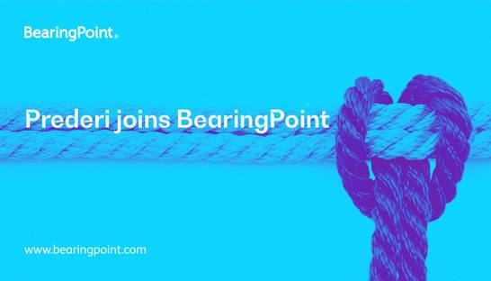 BearingPoint acquires UK public services consultancy Prederi