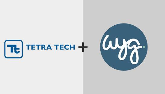 Tetra Tech buys technical consultancy WYG for £43 million