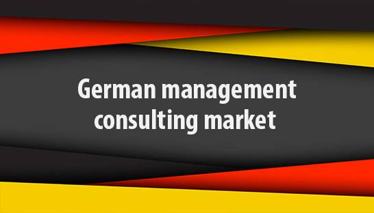 German management consulting market grows 6%