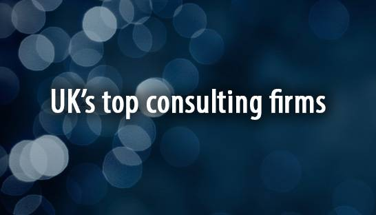 Top consulting firms according to clients and consultants