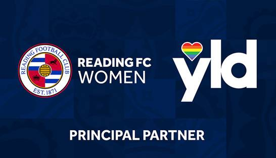 YLD named sponsor of Reading FC Women