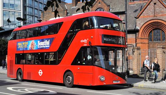 TfL bus manufacturer tasks Deloitte with investor search