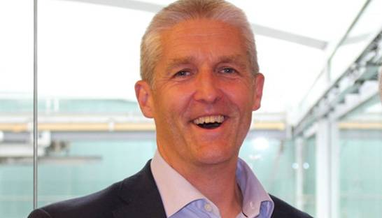John-Paul Barker leads PwC UK's West and Wales wing