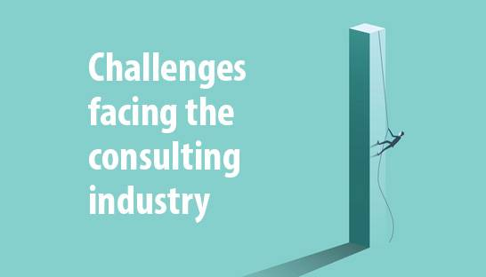 Five major challenges facing the global consulting industry