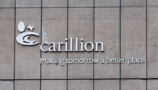 KPMG faces potential lawsuit regarding Carillion audit